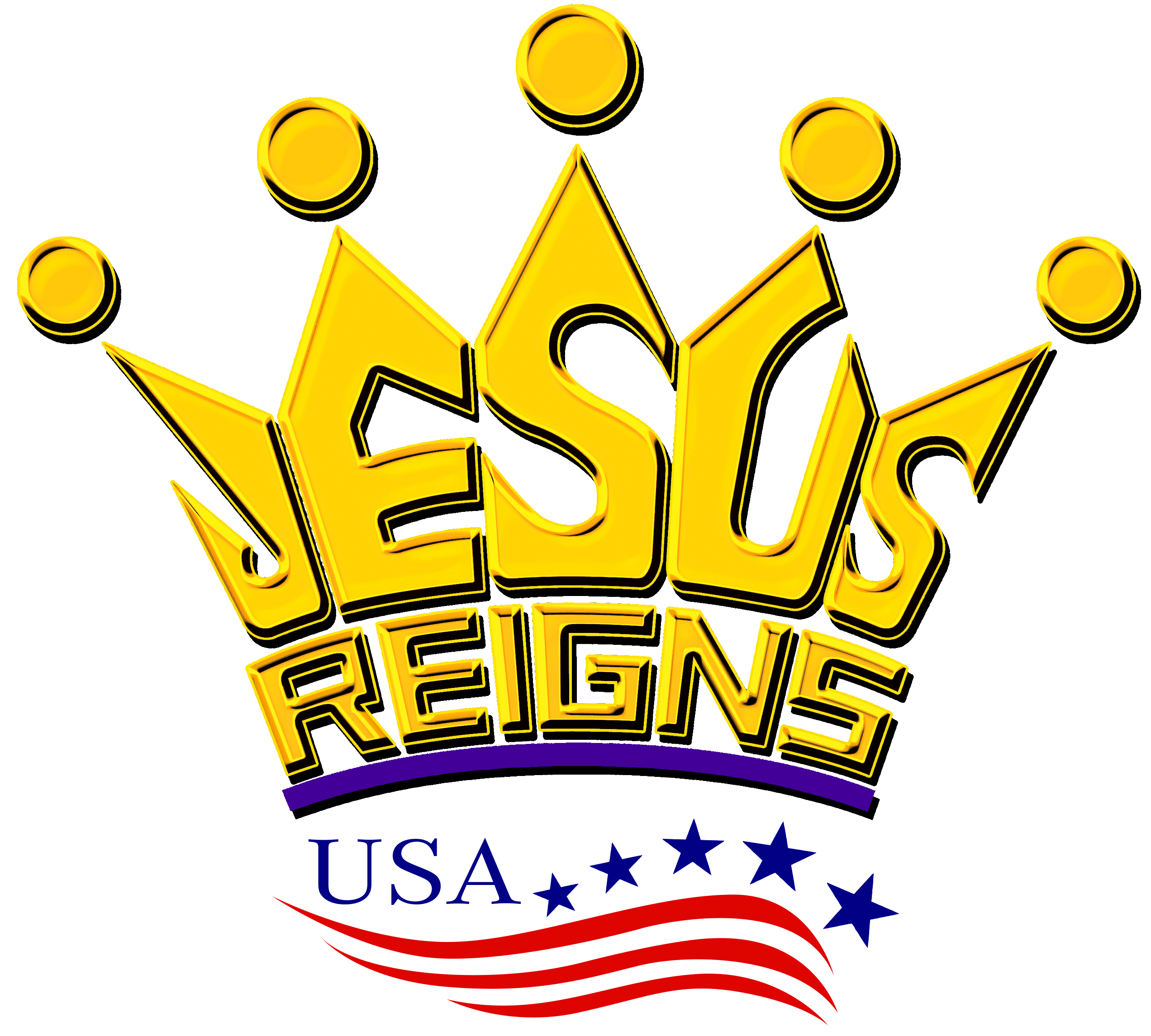 JESUS REIGNS USA