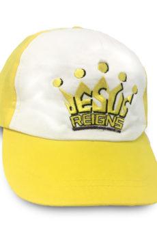 Jesus Reigns Cap